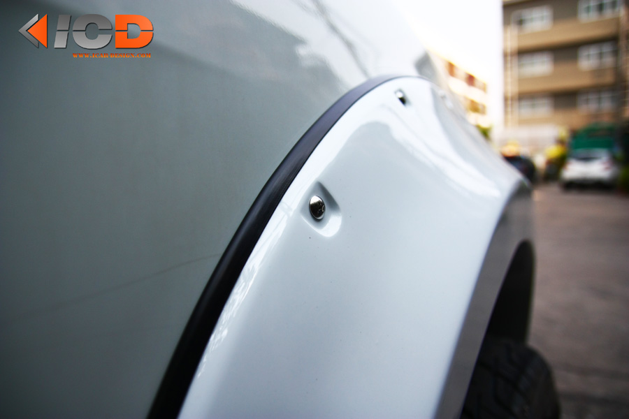 D-MAX 2012 Fender Flare-15