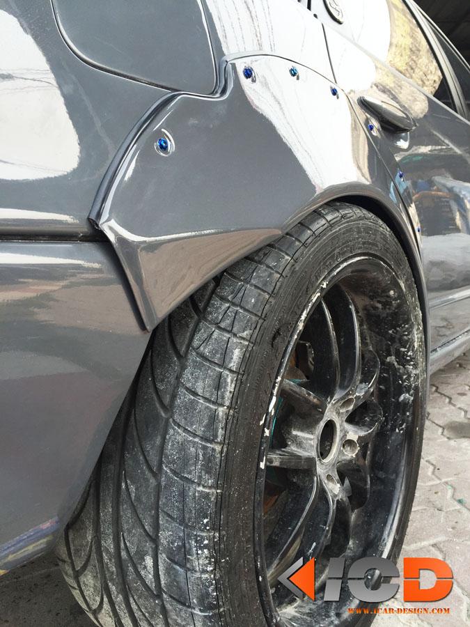 Nissan Cefiro A31 Fender Flare Rear-2