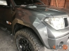 NISSAN NAVARA D40 Wide Body Kit-6